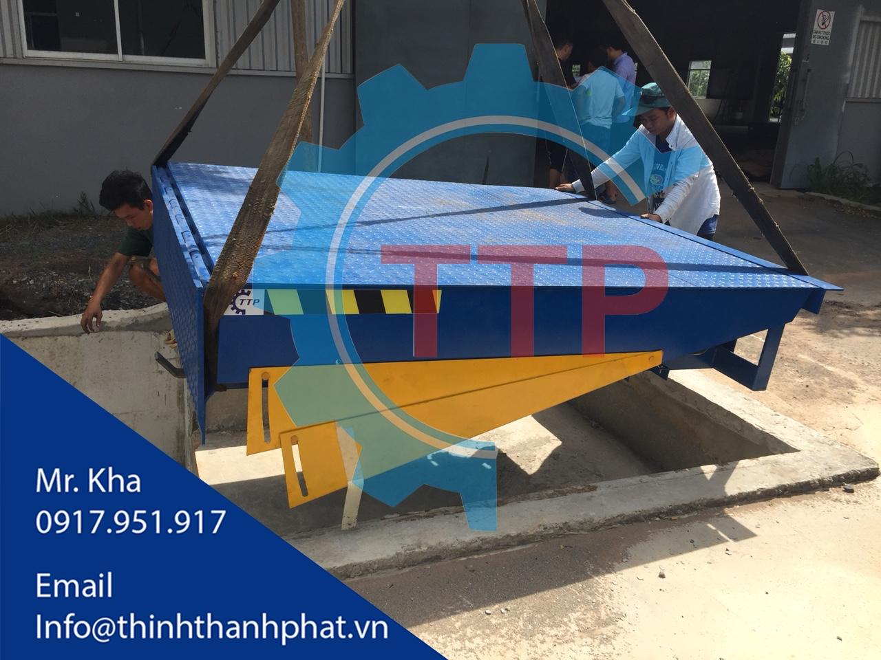 Sàn nâng thủy lực TTP-01