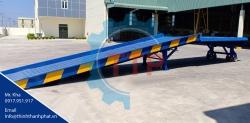 Cầu xe nâng 2 khúc